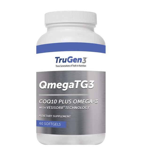 Omega3 Supplement + Coenzyme Q10