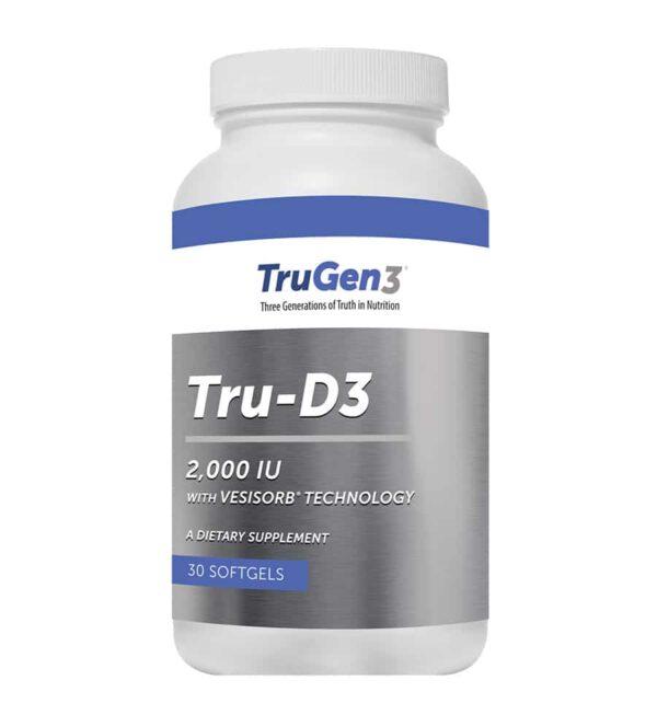 Vitamin D: Tru-D3