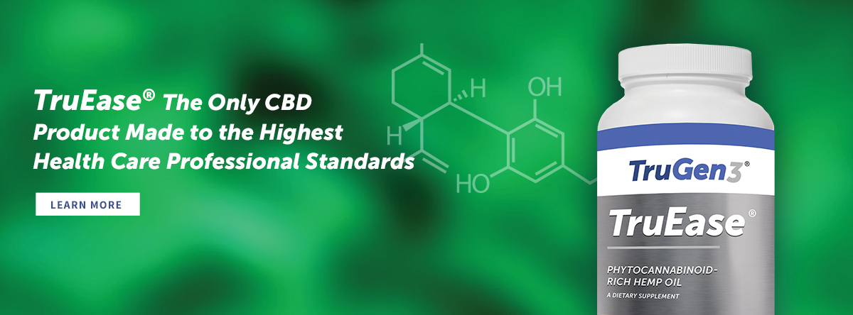 TruEase CBD Supplement